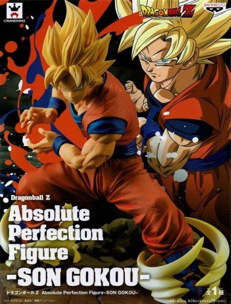 画像1: ドラゴンボールZ Absolute Perfection Figure SON GOKOU (1)