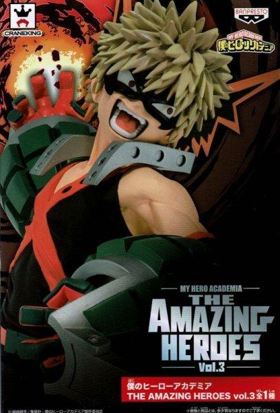 画像1: 僕のヒーローアカデミア AMAZING HEROES vol.3【爆豪勝己】 (1)