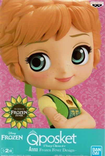 画像1: Q posket Disney Characters -Anna Frozen Fever Design-【アナ】 (1)