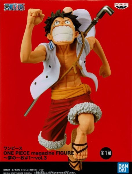 画像1: ワンピース ONE PIECE magazine FIGURE 夢の一枚#1 vol.3 (1)