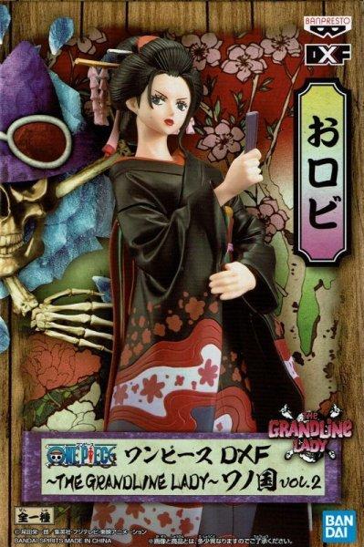 画像1: ワンピース DXF THE GRANDLINE LADY ワノ国 vol.2 【ロビン】 (1)