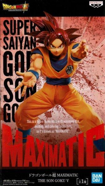 画像1: ドラゴンボールZ MAXIMATIC THE SON GOKOU V (1)