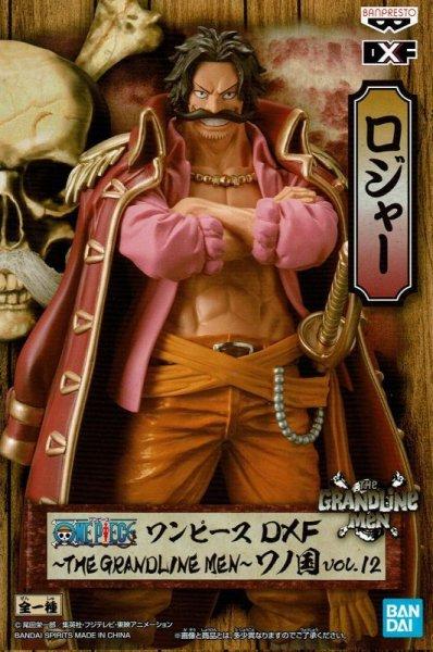 画像1: ワンピース DXF THE GRANDLINE MEN ワノ国 vol.12【ロジャー】 (1)